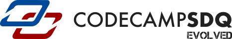 CodeCampSDQ: Evolved Mobile Retina Logo